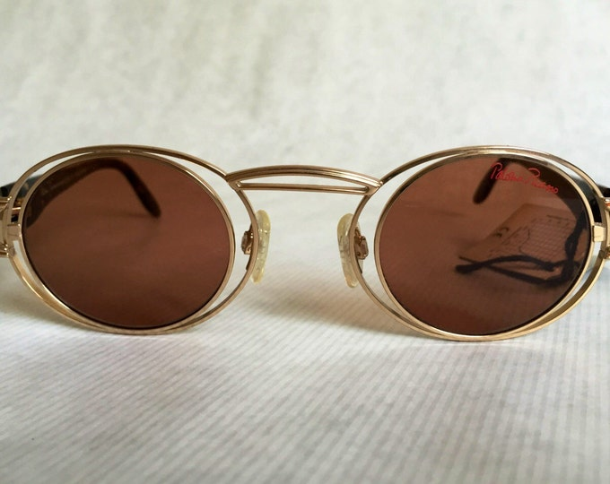 Paloma Picasso 8601 Vintage Sunglasses New Old Stock - Made in Germany in the 1980s