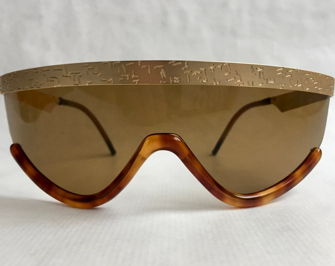 Mc Ray Flash by Baruffaldi Vintage Sunglasses Made in Italy - New Old Stock Mint
