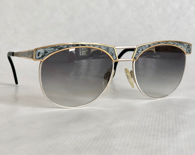 Cazal 741 Col 96/058 Vintage Sunglasses NOS Made in West Germany