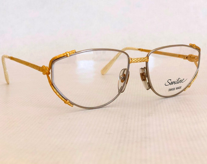 Swiss Made Swiline 01 Vintage Glasses New Old Stock