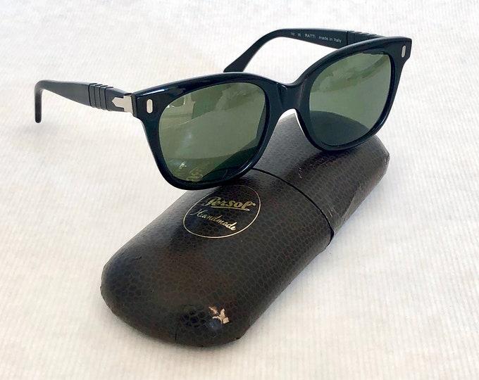 Persol Ratti 848 Vintage Sunglasses – New Unworn Deadstock – Including Case