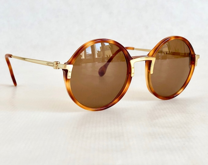 Gian Marco Venturi 409 Vintage Sunglasses – New Old Stock – Made in Italy