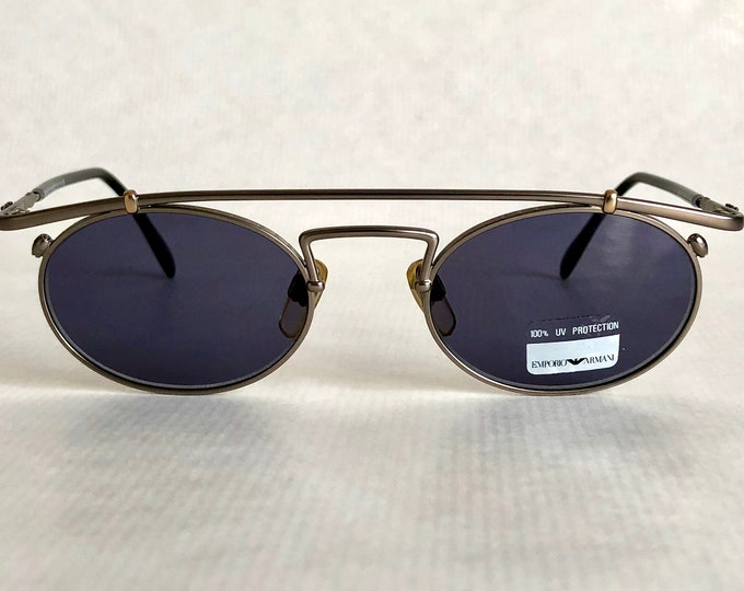 Giorgio Armani 024 S 871 S Vintage Sunglasses New Old Stock