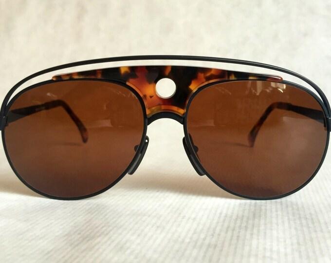 Alain Mikli 633 0013 Vintage Sunglasses Made in France in 1989 New Unworn Deadstock