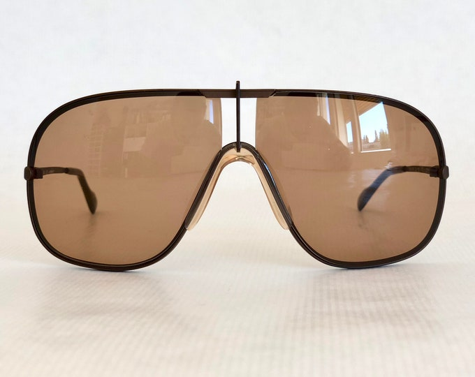 TITAN by Atrio 691 Vintage Sunglasses New Old Stock Made in West Germany