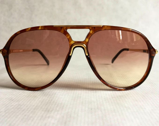 MOVADO by Carrera 5451 Vintage Sunglasses - New Old Stock Made in West Germany