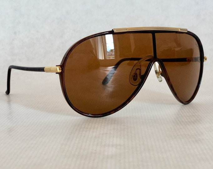 Yves Saint Laurent 8403 Y 15 Vintage Sunglasses – Made in France – New Old Stock – Including Case