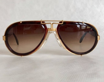 a0358bd225c0 Cazal 642 Col 97 624 Vintage Sunglasses – Made in West Germany – New Old  Stock – Including Cazal Cloth