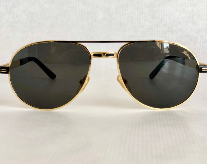 Hilton 925 ON Vintage Sunglasses – New Old Stock – Made in Italy