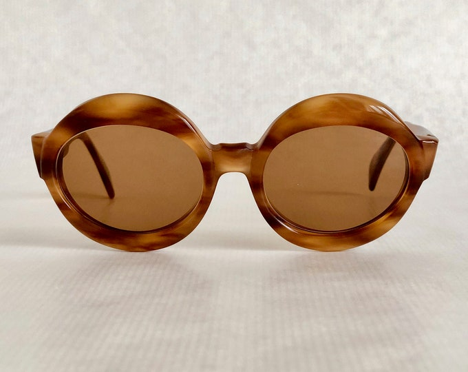 Serge Kirchhofer Mod. 76 Vintage Sunglasses Made in Austria New Unworn Deadstock