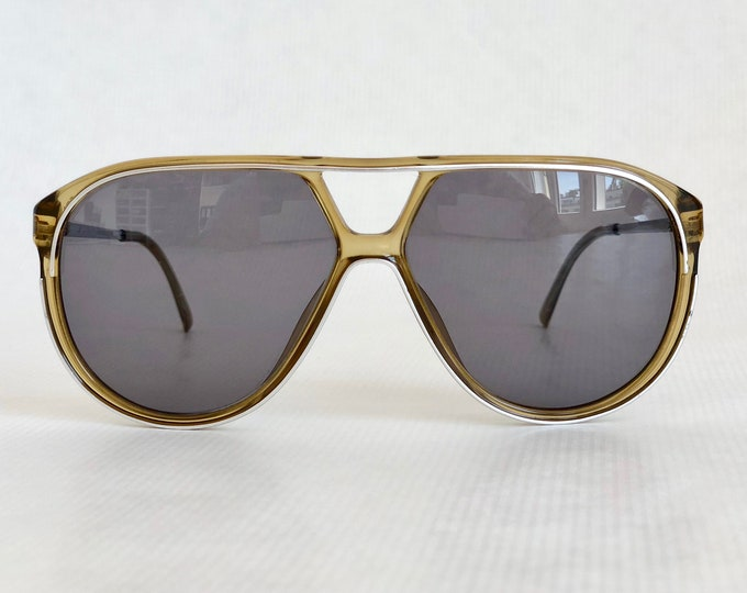 Christian Dior monsieur 2153 Vintage Sunglasses New Old Stock including Dior Hardcase