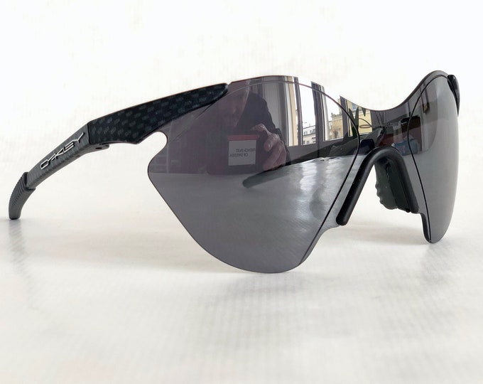 Vintage 1992 Oakley Sub Zero Planet X Sunglasses – New Old Stock – Made in USA
