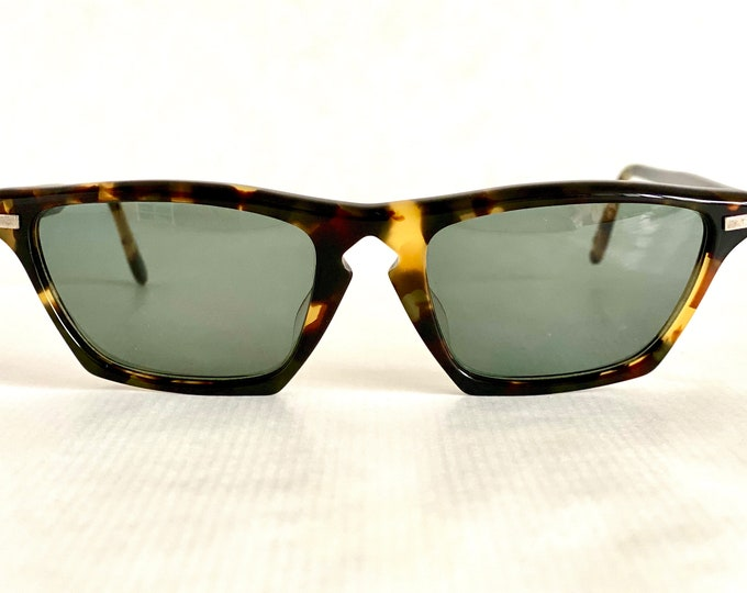 IDC 446 Vintage Sunglasses – New Unworn Deadstock – Made in France