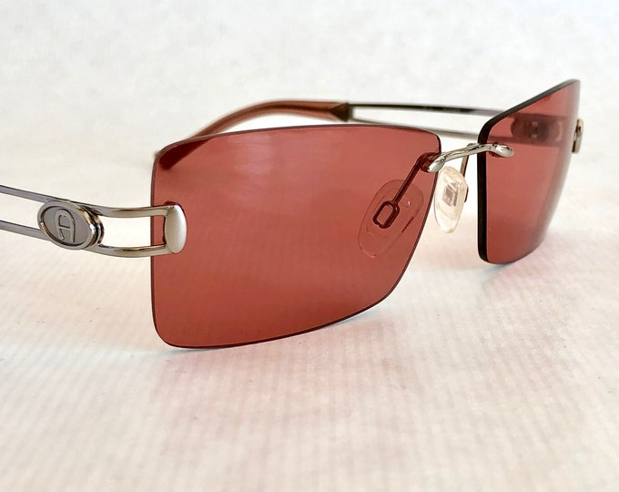 Etienne Aigner A3002 C Vintage Sunglasses - Made in West Germany - New Unworn Deadstock