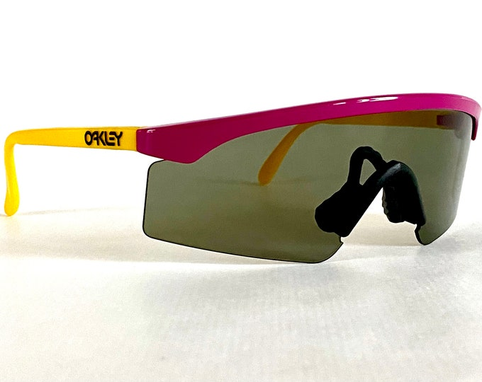 Vintage 1988 Oakley Blades® Sunglasses – New Old Stock – Made in USA