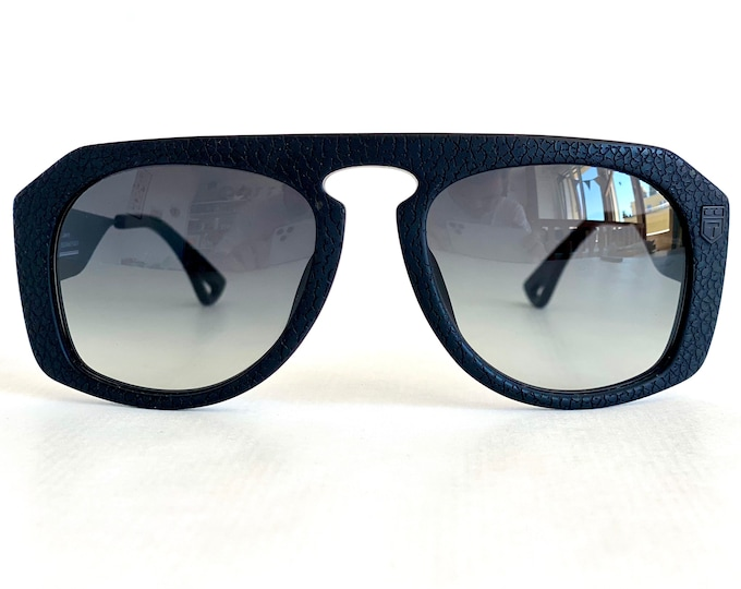 Vintage 2001 Theo by Tim van Steenbergen Hierro Sunglasses – Zeiss Lenses – Limited Edition – New Old Stock – Full Set