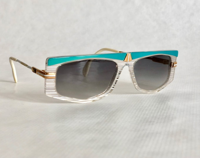 Cazal 192 Col 289 Vintage Micro Sunglasses Made in West Germany New Old Stock