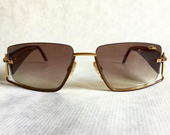 Cazal 938 Col 421 Vintage Sunglasses New Old Stock Made in Germany