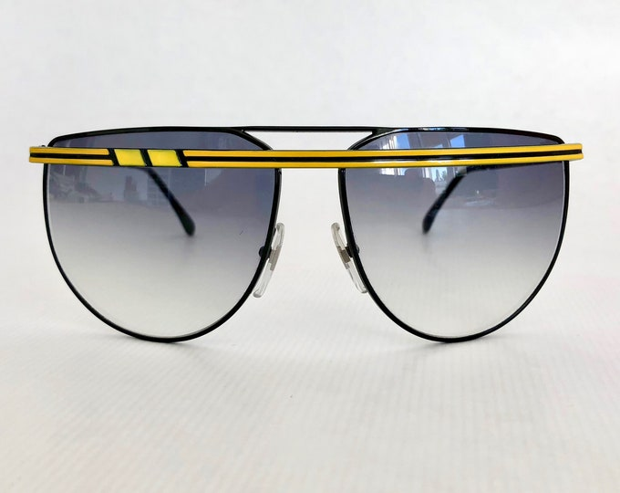 Laura Biagiotti T 48 Vintage Sunglasses - New Unworn Deadstock