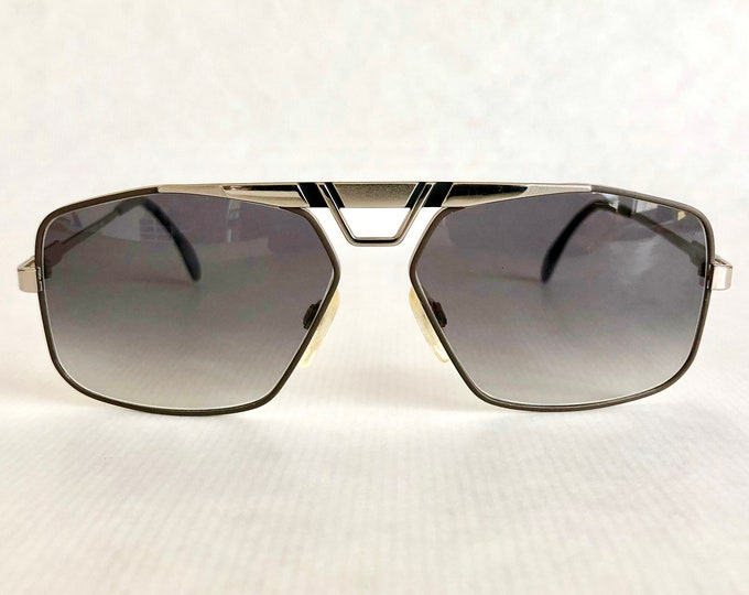 046f9c08b07 Cazal 735 Col 371 Vintage Sunglasses New Old Stock Made in West Germany