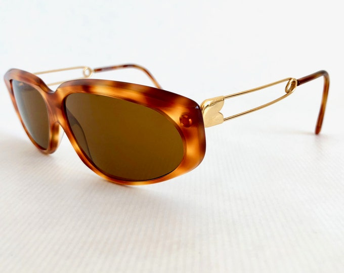 Moschino by Persol M250 Vintage Sunglasses - New Old Stock