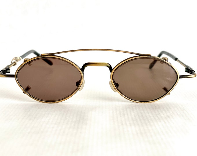 Traction Productions Jagmel Lichen Vintage Sunglasses – New Old Stock – Made in France