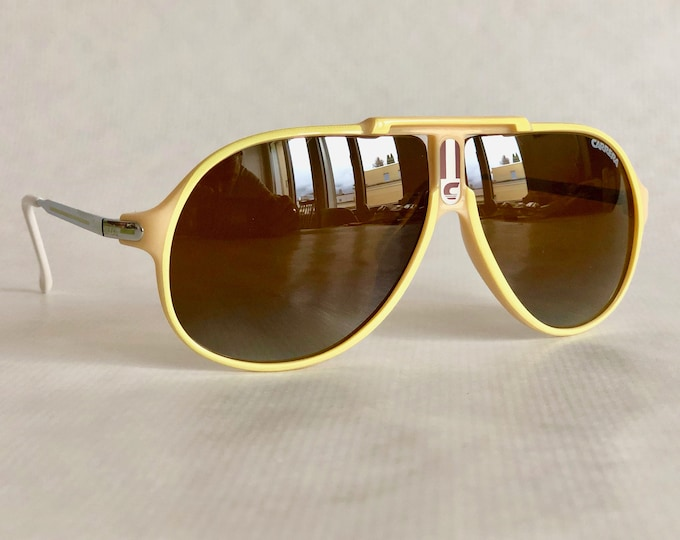 Carrera 5590 40 Vintage Sunglasses – New Old Stock – Made in Austria