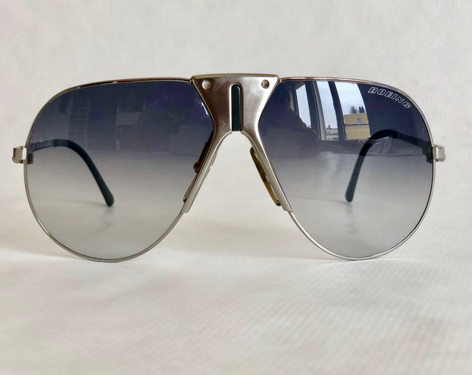 Boeing by Carrera 5701 Vintage Sunglasses - New Unworn Deadstock - Full Set