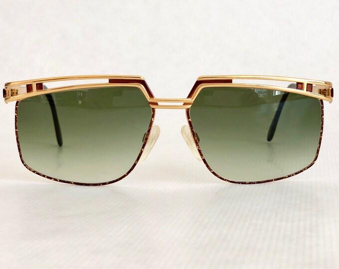 Cazal Mod 957 Col 33 Vintage Sunglasses New Unworn Deadstock