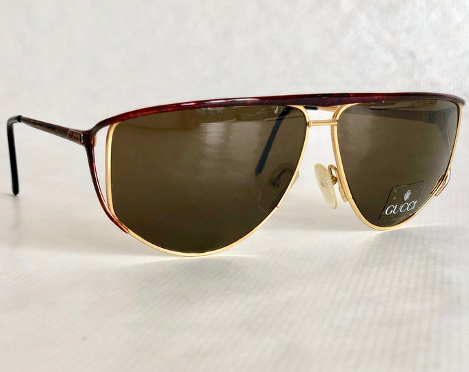 GUCCI GG 2233/S 07P Vintage Sunglasses – New Old Stock – including Gucci Softcase
