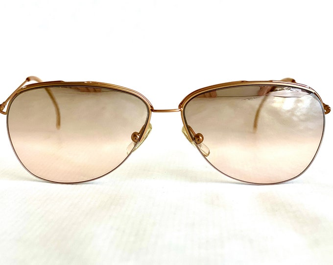 Calvin Klein 386 S Vintage Sunglasses – New Old Stock – Made in Italy
