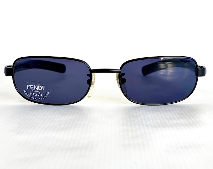 Fendi SL 7220 Vintage Sunglasses – New Old Stock – Made in Italy