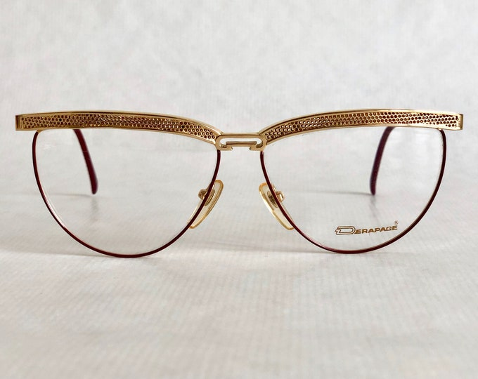 Derapage SL-1 Vintage Glasses - New Unworn Deadstock