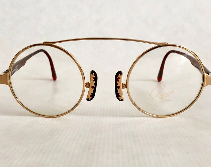 Christian Lacroix 7335 43 Vintage Eyeglasses - New Old Stock including Pouch