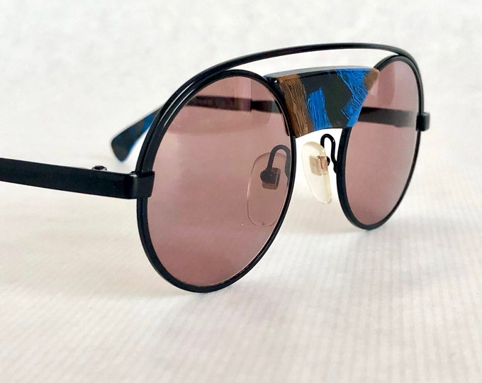 Alain Mikli 638 0223 Vintage Sunglasses – Made in France in 1989 – New Unworn Deadstock