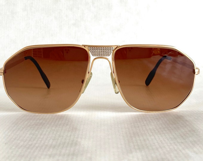 Ellesse Scudo 60 Vintage Sunglasses – Made in Italy – New Unworn Deadstock