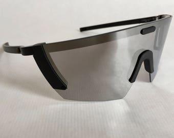 7d02ba6405 Porsche Design F0.8 Folding Vintage Sunglasses - Full Set - New Old Stock