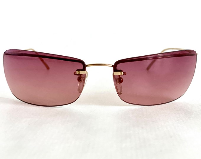 Vintage 1990s Fendi FS 311 Sunglasses – New Old Stock – Made in Italy