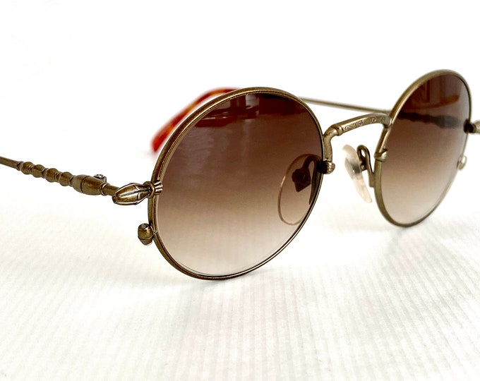 Jean Paul GAULTIER 55-4171 Vintage Sunglasses – New Old Stock – Made in Japan