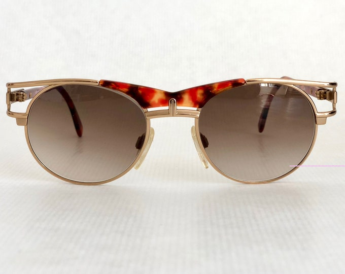 Cazal Mod 244 Col 736 Vintage Sunglasses Made in West Germany New Unworn Deadstock