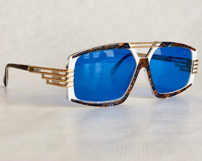 Cazal 325 Col 653 Vintage Sunglasses Made in West Germany New Old Stock
