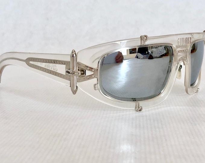 Jean Paul GAULTIER 56-6202 Vintage Sunglasses – New Old Stock – Including Gaultier Case