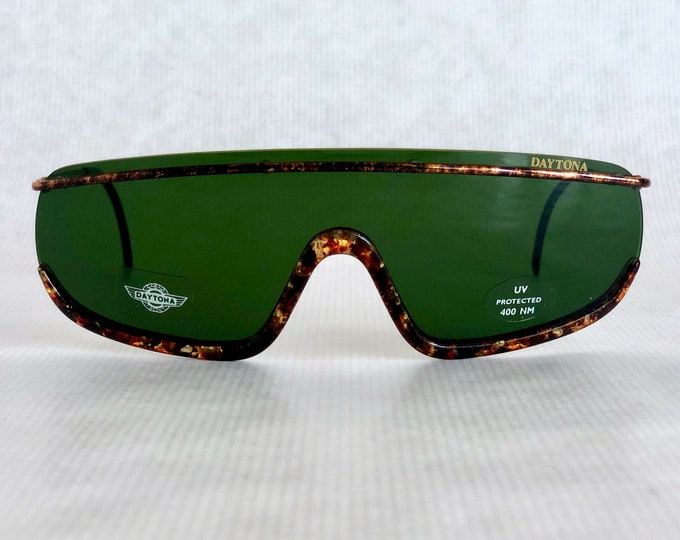 Daytona DA500/S 51R Vintage Sunglasses – New Old Stock