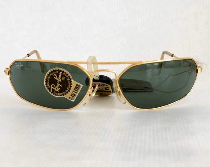 Ray-Ban by Bausch & Lomb W1959 Vintage Sunglasses Made in the U.S.A.