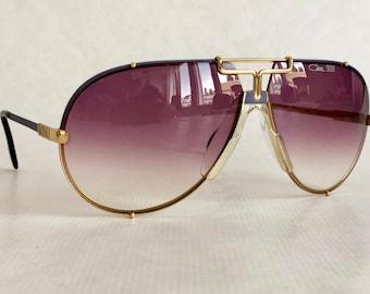d792d5a118 Cazal 908 Col 354 Vintage Sunglasses including Vintage Cazal Beach Towel  New Old Stock