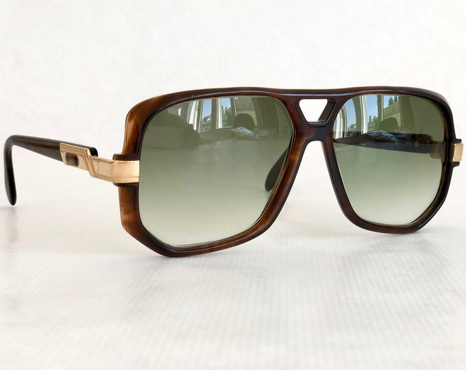 Cazal 627 Col 80 Vintage Sunglasses Made in West Germany