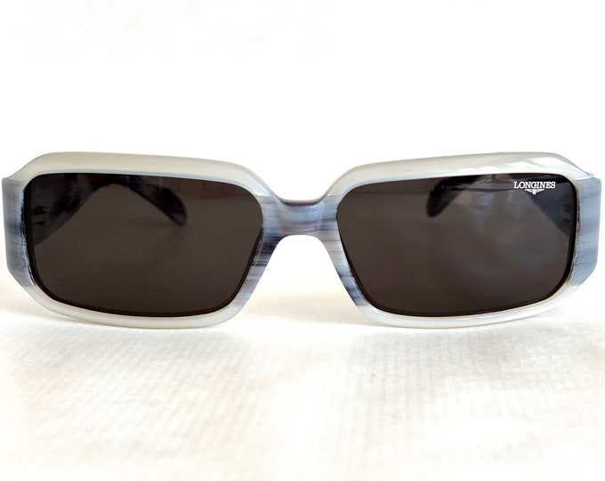 Longines L4662 Vintage Sunglasses – Made in France – New Old Stock