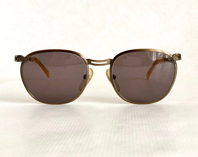 Jean Paul GAULTIER 56 - 2177 Vintage Sunglasses New Old Stock including Gaultier Case