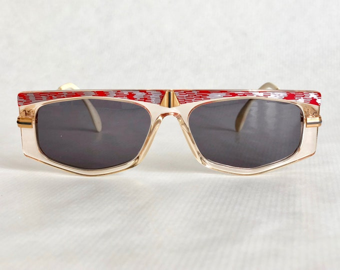 Cazal 192 Col 208 Vintage Micro Sunglasses Made in West Germany New Old Stock