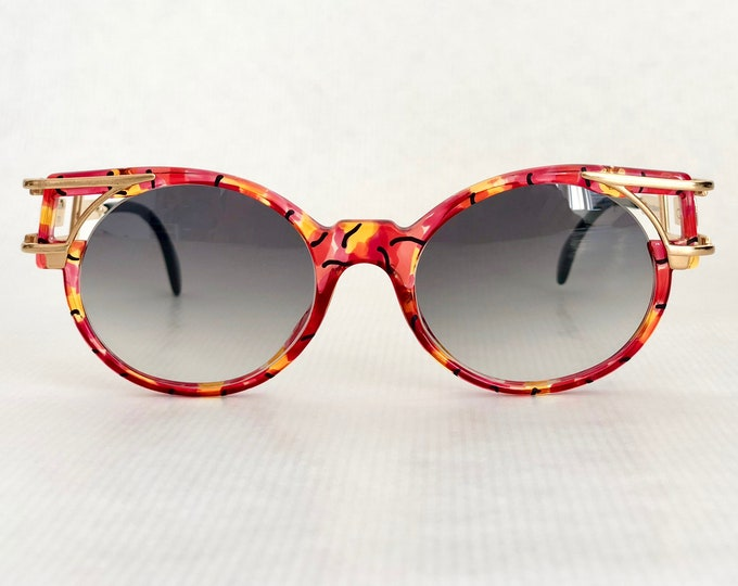 Cazal 353 Col 773 Vintage Sunglasses Made in West Germany New Unworn Deadstock